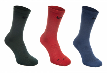 Chaussettes Nike Pro Everyday Max Cushioned (x3) Multicolor
