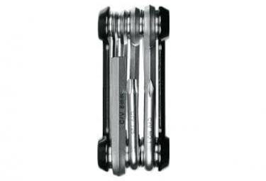 Couteau Multi-fonction TOM TOOL 7 Noir