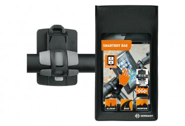 Housse pour Smartphone SKS Smartboy Noir