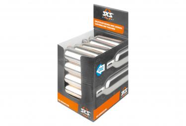 Lot 25 Cartouches de CO2 SKS 25 pièces sans filetage pour airchamp pro 16 G