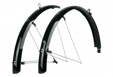 SKS Bluemels Shiny 53 Mudguards Pair Black 26''