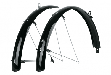 SKS Bluemels Shiny 60 Mudguards Pair Black 26