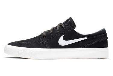 Nike Sb Zoom Stefan Janoski Rm Zapatos De Skate En Negro   Blanco 40 1 2