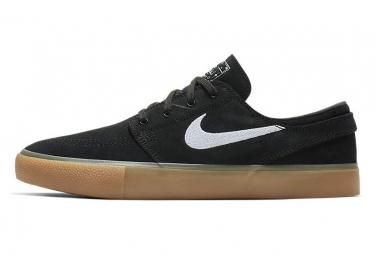 Nike SB Zoom Stefan Janoski RM Black / Brown Skateboarding Shoe