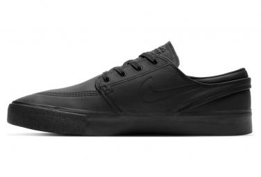 Nike SB Stefan Janoski RM Premium Black Skateboarding Shoe