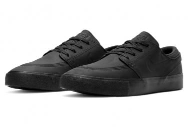 Chaussure de skateboard Nike SB Stefan Janoski RM Premium Noir