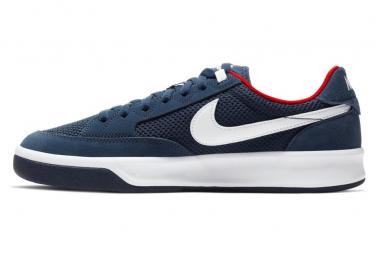 Nike SB Adversary Blue / White Skateboarding Shoe