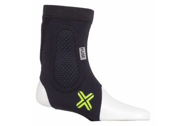 Ankles res Fuse Omega Black / Neon Yellow