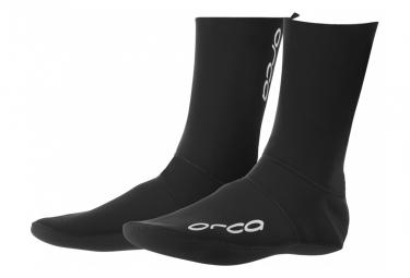 Paire de Chaussettes Orca Swim Socks Noir