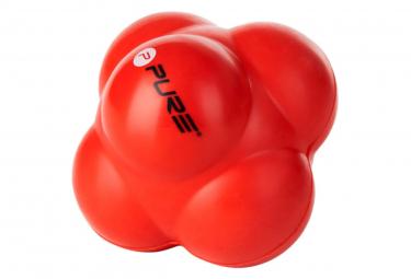 Image of Pure2improve balle de reaction rouge p2i200560