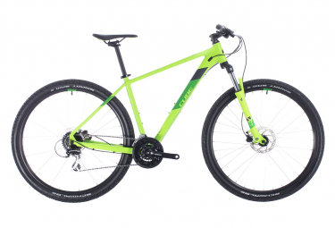 Ziel Pro Shimano 8v 27,5 '' Semi-Rigid MTB Green / Iridium 2020