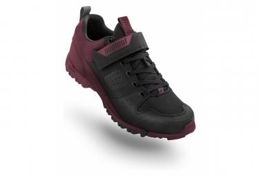 Chaussures VTT Suplest Offroad Sport Noir/Rouge