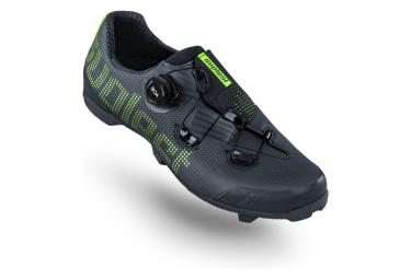 Chaussures VTT Suplest Edge+ Performance Gris/Jaune Fluo