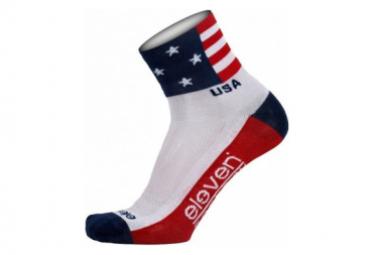 Pack 2 paires de Chaussettes Socks HOWA USA