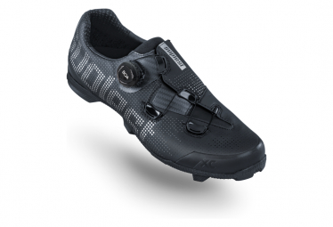 Zapatillas Mtb Suplest Edge   Performance Negras   Plateadas 43