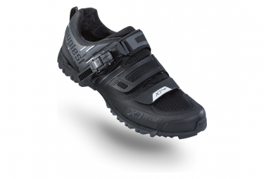 Zapatillas Mtb Suplest X 1 Offroad Trail Performance Negras   Gris 46