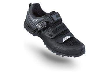 Chaussures VTT Suplest X.1 Offroad Trail Performance Noir/Gris
