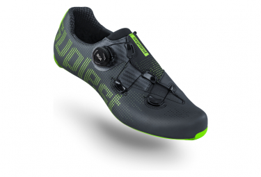Chaussures Route Suplest Edge+ Performance Gris/Jaune Fluo