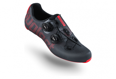 Chaussures Route Suplest Edge+ Pro Noir/Rouge