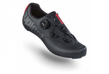 Chaussures Route Suplest Edge+ Sport Noir/Rouge