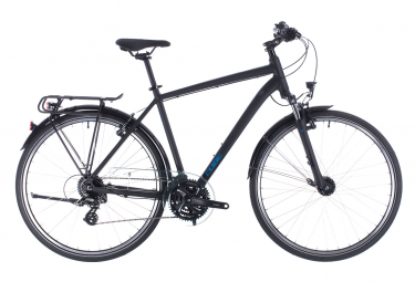 Cube Touring Hybrid Bike Noir