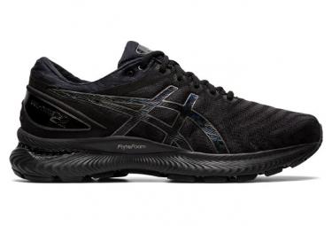 Zapatillas Asics Gel Nimbus 22 para Hombre Negro