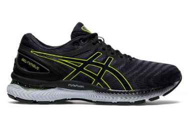 Asics Gel Nimbus 22 Grey Yellow Men