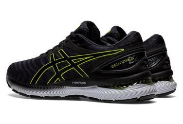 Chaussures de Running Asics Gel Nimbus 22 Gris / Jaune