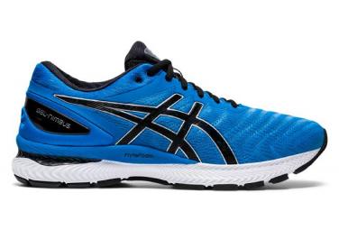 Zapatillas Asics Gel Nimbus 22 para Hombre Azul / Negro