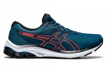 Chaussures de Running Asics Gel Pulse 12 Bleu / Rouge