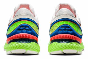 Zapatillas Asics Nimbus 22 para Hombre Blanco / Multicolor