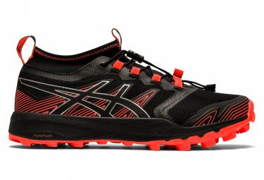 Zapatillas Asics FujiTrabuco Pro para Mujer Negro / Rojo