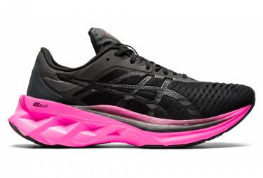 Zapatillas Asics Novablast para Mujer Negro / Negro / Rosa