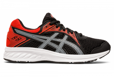Asics Jolt 2 GS Black Red Youth