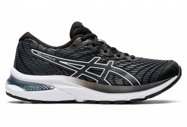 Asics Gel Cumulus 22 Gs Black White Youth 36