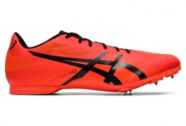 Asics Hyper Md 7 Tokyo Rojo Negro Unisex 45