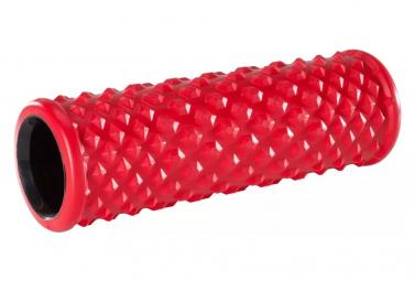 Rouleau de mobilite et massage Domyos Soft Rouge