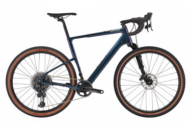 Gravel Bike Cannondale Topstone Carbon Lefty 1 650b Sram Force AXS Chamäleon