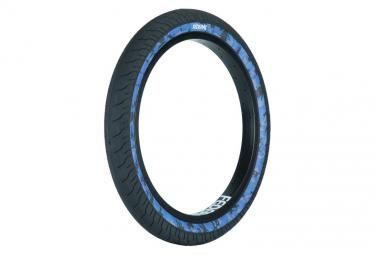 Pneu Federal Command Low Pressure 2.40 Jaune Logo Noir / Bleu