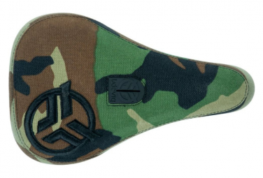 Selle Federal Mid Logo Como Black embroidery