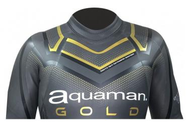 Combinaison Néoprène Aquaman Cell Gold 2020