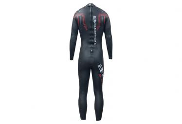 Aquaman Men's Bionik Wetsuit Black Red
