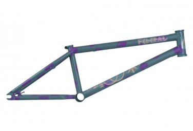 Federal Perrin V2 ICS Gray / Purple frame