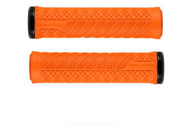 Lizard Skins Charger Evo Single Lock-On Orange Blaze