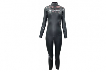 Combinaison Neoprene Aquaman Cell Gold Women Noir Or
