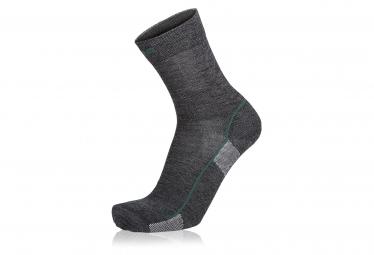 Pair of Outdoor Socks Lowa ATC Gray Unisex