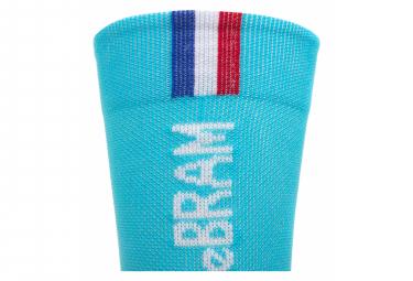 Paire de Chaussettes LeBram Aravis Bleu Saphire