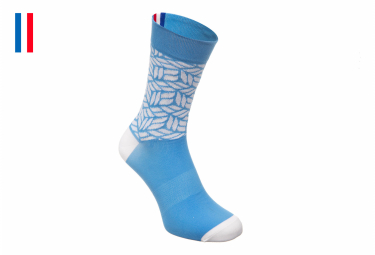 Pair of LeBram Aspin Socks Blue