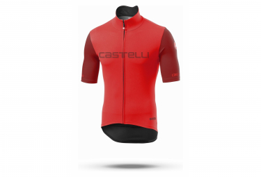 Castelli Gabba Edition Limit e Rouge Kurzarmtrikot