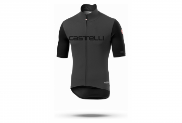Castelli Gabba Limit und grau / schwarzes Kurzarmtrikot